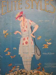 1920's patterns on ebay!