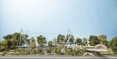 Foster  Partners Gains Planning Permission for Snowdon Aviary Transformation at the London Zoo | Netfloor USA
