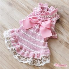 What To Wear Pink Dog Dress - The Pet Boutique offers dog clothes, small and big dog clothing, designer doggie apparel, personalized hoodies, tanks, bandanas and accessories - pet shirts, tuxedos, costumes, holiday clothing, bikinis, collars, beds.