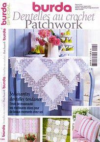 Burda Special Patchwork Croché - Barbara H. - Λευκώματα Iστού Picasa