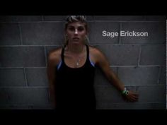 Pro Surfer Sage Erickson gives a glimpse of her gym routine ... ripped!