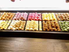 Les Macarons!
