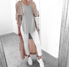 Neutral outfit #minimal #chic
