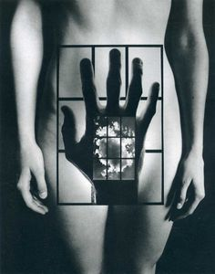 Jerry Uelsmann #photomontage #art #photography fine art nude
