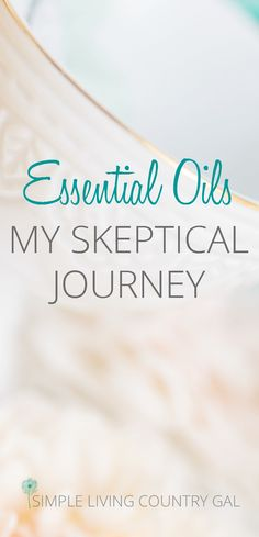 Essential oils are so much more than ingredients for cleaning products, they are life changing! via @SLcountrygal