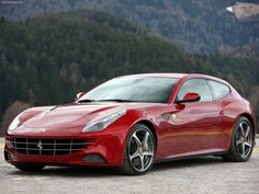 Ferrari FF 2012 #FerrariFF