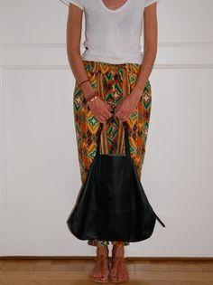 Hippie Silk Yellow Pant yep collections €135