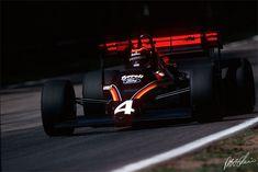 F1 1984 - Belgian GP - Tyrrell - Stefan Bellof
