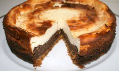 great Polish food with this poppyseed cheesecake recipe