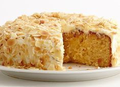 Greek Sweets, Greek Desserts, No Cook Desserts, Summer Desserts, Greek Recipes, Portuguese Desserts, Portuguese Recipes, Orange And Almond Cake, Cookie Recipes