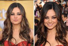 Mila Kunis makeup tutorial