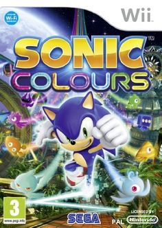 Sonic Colours (Nintendo Wii) -  A brand new high speed action adventure in which Sonic the Hedgehog races through incredible theme park inspired worlds to rescue a colourful alien race from the clutches of Dr Eggman. An extraordinary amusement park has been seen orbiting around the home planet of Sonic the Hedgehog, and... - http://unitedkingdom.bestgadgetdeals.net/sonic-colours-nintendo-wii/ - http://unitedkingdom.bestgadgetdeals.net/wp-content/uploads/2013/06/12be7__video_g