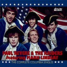 Album Review: Paul Revere and the Raiders – The Complete Columbia Singles