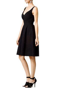 Rent the Runway - Jet Black Dress by Jill Jill Stuart
