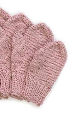 Novita: perus lapasten ohje isoveli langasta Knitted Mittens Pattern, Knit Mittens, Knitted Hats, Yarn Crafts, Diy And Crafts, Knitting Accessories, Clothing Patterns, Knit Crochet, Sewing