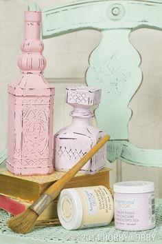 We've got home improvement's best kept secret: Chalky finish paints! No sanding or priming required.