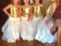 Amandille: Tuto couture gratuit : le costume de princesse (la robe couleur du soleil)