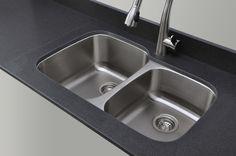 """Craftsmen Series 32.13"""" x 20.63"""" 60/40 Double Bowl Kitchen Sink"""