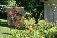 Old Red Barn Co.: quilting blog