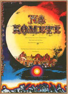 1970's On the Comet was yet another phantasmagoric fantasy by master filmmaker Karel Zeman.