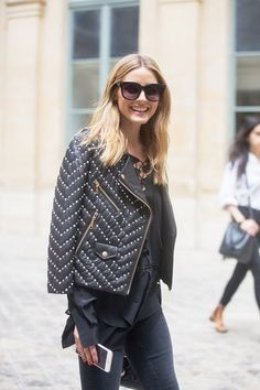 Olivia Palermo - Paris Fall 2016 Haute Couture Fashion Week - July 2016