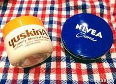 乾燥毛穴に最強ニベアとユースキンAでお風呂パック試してみた