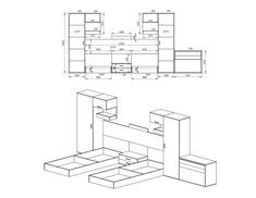 FDRR 1371 Floor Plans, Floor Plan Drawing, House Floor Plans