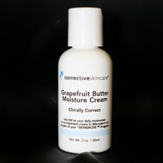 Corrective Skincare Grapefruit Butter Moisture Cream makes your skin GLOW. I am a believer!