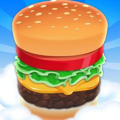 Download IPA / APK of Sky Burger  Build & Match Food Free for Free - http://ipapkfree.download/13575/
