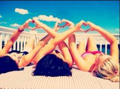 summer, friends love, fun, memories