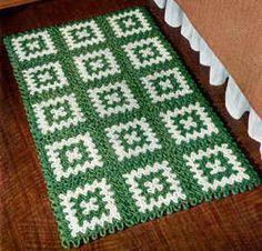 Crochet Patterns grátis: Crochet Patterns grátis: Tapetes e conjuntos de casa de banho