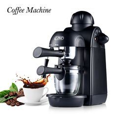 Enjoy delicious espresso made your way with the C-pot pump espresso and cappuccino maker. You can choose to brew ground espresso or E. Italian Espresso Machine, Home Espresso Machine, Espresso Machine Reviews, Coffee Maker Reviews, Cappuccino Coffee Maker, Cappuccino Machine, Espresso Maker, Espresso Coffee, Coffee Uses