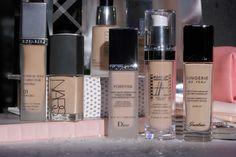 Najlepsze podkłady na rozszerzone pory   2017 Dior, Lingerie, Pale Skin, Forever, Beauty Hacks, Beauty Tips, Foundation, Hair Beauty, Nail Polish