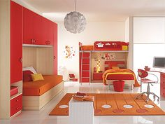 Bunk beds for children-19