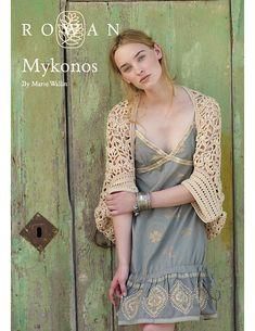 Ravelry: Mykonos pattern by Marie Wallin
