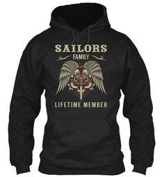 SAILORS Family - Lifetime Member
