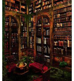 Library design ideas - Home and Garden Design Idea's by violet
