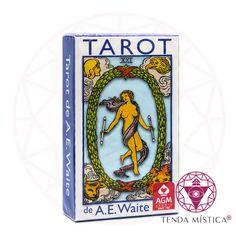 Baralho Tarot - Tarot de A.E. Waite Tarot, Decks, Tarot Cards