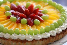 pastel de frutas - Google Search