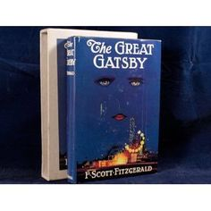A hardcover copy of The Great Gatsby. I want to spend my life collecting old copies of my favorite book(s).