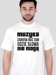 Koszulka męska - Muzyka, cena: 39,99 zł https://mojasynergia.cupsell.pl/produkt/2226486-Koszulka-m-ska-Muzyka.html #koszulki