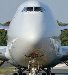 By jordan12.01.2016 on Instagram: Boeing 747 freighter Cargolux