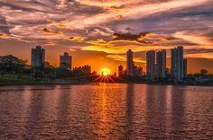 Sunrise, Celestial, Explore, Natural, Outdoor, Pantanal, Brunette Girl, Frames, City