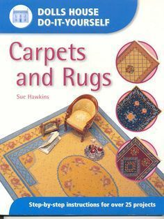DIY mini carpets and rugs