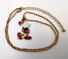 Mickey Mouse Vintage Metal Pendant Necklace Walt Disney Productions Cloisonne Style NEW old stock by VintageToysForAll on Etsy Couple Halloween Costumes For Adults, Couple Costumes, Disney Costumes, Adult Costumes, Native American Costumes, Native American History, Kids Jewelry, Unique Jewelry, Frozen Costume Adult