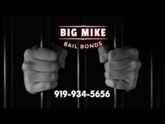 Big Mike Bail Bonds Smithfield Raleigh - Only 5% Down!