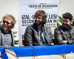 Ya de vuelta de Cádiz de la presentación del @nosinmusicafest. Qué buena energía nos traemos. Nos vemos en Julio. by izalmusic