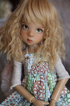 Kaye Wiggs doll in Cute outfit!