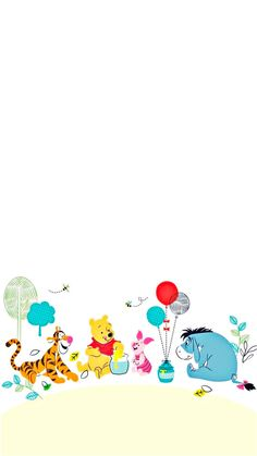 くまのプーさんのかわいい無料高画質iPhone壁紙Winnie the Pooh free HQ iPhone Wallpaper Kids Bedroom Wallpaper, Bear Wallpaper, Cute Wallpaper Backgrounds, Cute Cartoon Wallpapers, Winnie The Pooh Drawing, Winnie The Pooh Pictures, Wallpaper Iphone Disney, Pooh Bear, Little Twin Stars