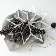 Kerstversiering X-mas Star Kumeko #kerst